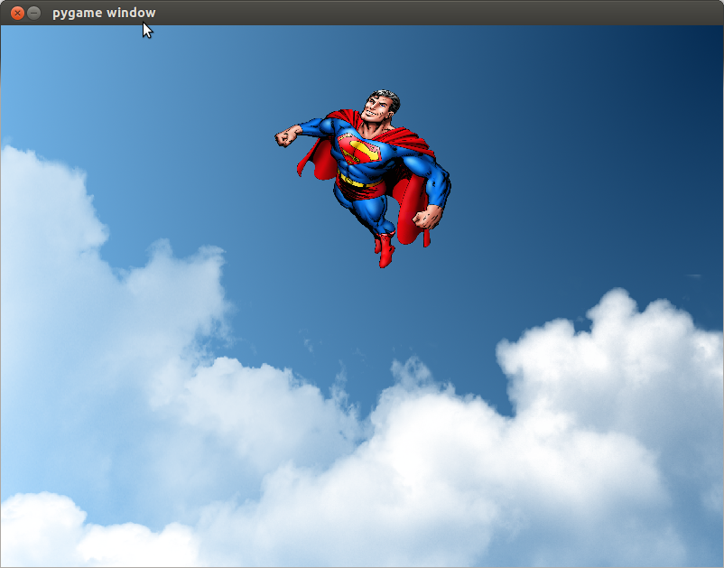 Experimenting with pygame 2 superman returns python helper supermanflying publicscrutiny Gallery